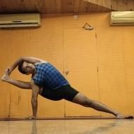 Yogendra R. Yoga trainer in Mumbai