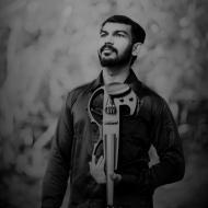 Sibin S S Violin trainer in Thiruvananthapuram