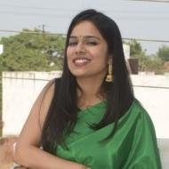Shaily C. Class 8 Tuition trainer in Ghaziabad