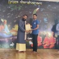 Vijay Kumar Yoga trainer in Mysore