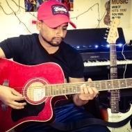 Satya Bhusan ghosh Guitar trainer in Delhi