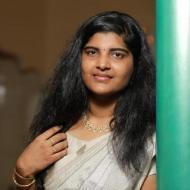 Shunthini K. Calligraphy trainer in Nagercoil