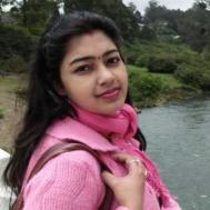 Trisha C. Class I-V Tuition trainer in Kolkata