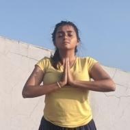 Ambica S. Yoga trainer in Bangalore