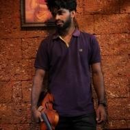 Arjun P. Violin trainer in Chennai