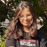 Arushi S. Class 12 Tuition trainer in Mumbai