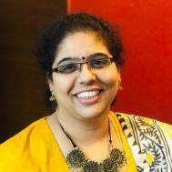 Kameshwari Spoken English trainer in Bangalore