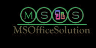 Msofficesolution MS Office Software institute in Noida