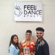 Feel the dance studio Dance institute in Mumbai