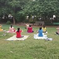 Kiran S. Yoga trainer in Jaipur