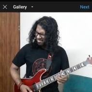 Vaishnav Gurumurthy Guitar trainer in Chennai