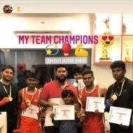 Murali Moses Boxing trainer in Chennai