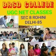 BRSD College UGC NET Exam institute in Delhi