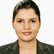 Pratibha Paliwal GMAT trainer in Noida