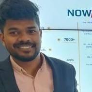 Dhanunjaya Oracle trainer in Hyderabad