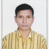 Prosanjit Sikder Class 12 Tuition trainer in Kolkata