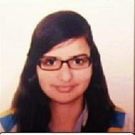 Anisha A. Class 10 trainer in Delhi
