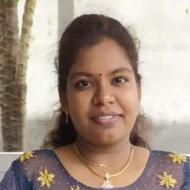 Sneha D. Class 8 Tuition trainer in Hyderabad