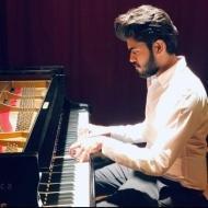 Yash Pange Piano trainer in Mumbai