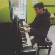 Ashok Parashar Piano trainer in Delhi