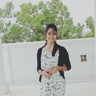 Isha M. Handwriting trainer in Hyderabad