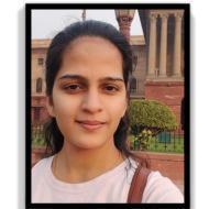 Divyashree M. German Language trainer in Mumbai