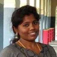 Mahalakshmi M. Class 12 Tuition trainer in Chennai
