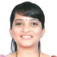 Shwetha A. Class 11 Tuition trainer in Bangalore