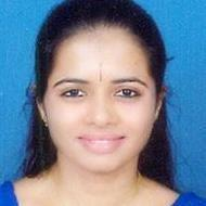 Vindya R. Class 12 Tuition trainer in Bangalore