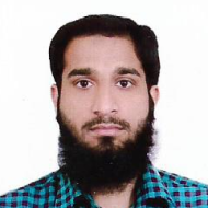 Muzammil Ahmed Class 12 Tuition trainer in Hyderabad