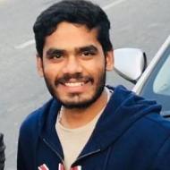 Meegada Mahesh Blockchain trainer in Hyderabad