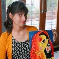 Divya H. Drawing trainer in Bangalore