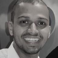 Pratik Bijam Data Science trainer in Mumbai