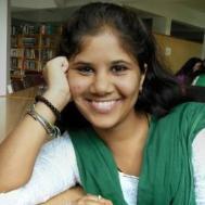 Ankita A. Adobe Illustrator trainer in Aligarh