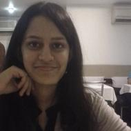 Suchi K. Class 12 Tuition trainer in Bangalore