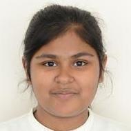 Anshika U. Class I-V Tuition trainer in Guwahati