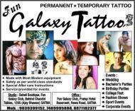 Fungalaxy Tattoo photo