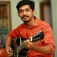 Pradhesh Cherian Guitar trainer in Kottayam