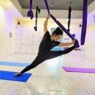 Rishita M. Yoga trainer in Mumbai