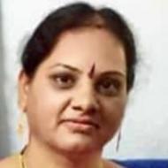 Vijaya Lakshmi Class 12 Tuition trainer in Bangalore