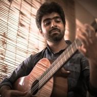 Jason Robertson Guitar trainer in Delhi