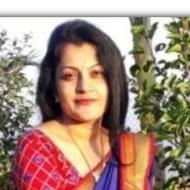 Deepa S. Yoga trainer in Coimbatore