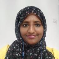 Meenaz K. IELTS trainer in Khed
