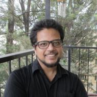 Saptarshi Biswas Graphic Designing trainer in Bangalore