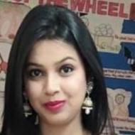 Aashita C. French Language trainer in Delhi