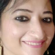 Amita K. Yoga trainer in Delhi