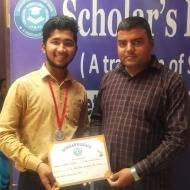 Nitesh Kumar chaubey Class 10 trainer in Gurgaon