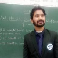Aditya Narayan singh Class 12 Tuition trainer in Kota