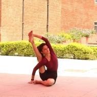 Ritumbhara U. Yoga trainer in Delhi