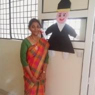 Vaishnavi V. Class 10 trainer in Hyderabad